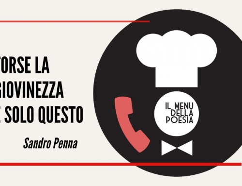 FORSE LA GIOVINEZZA E' SOLO QUESTO di Sandro Penna