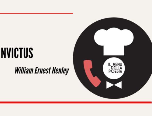 INVICTUS di William Ernest Henley