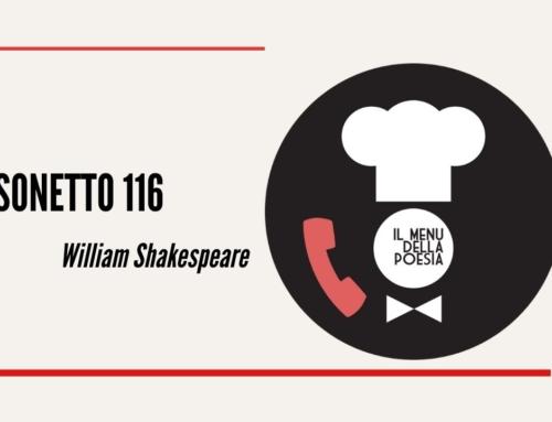 SONETTO 116 di William Shakespeare