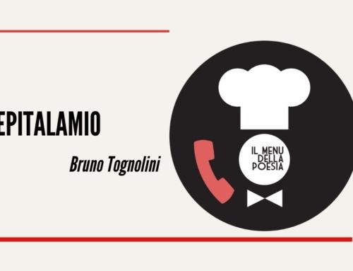 EPITALAMIO di Bruno Tognolini